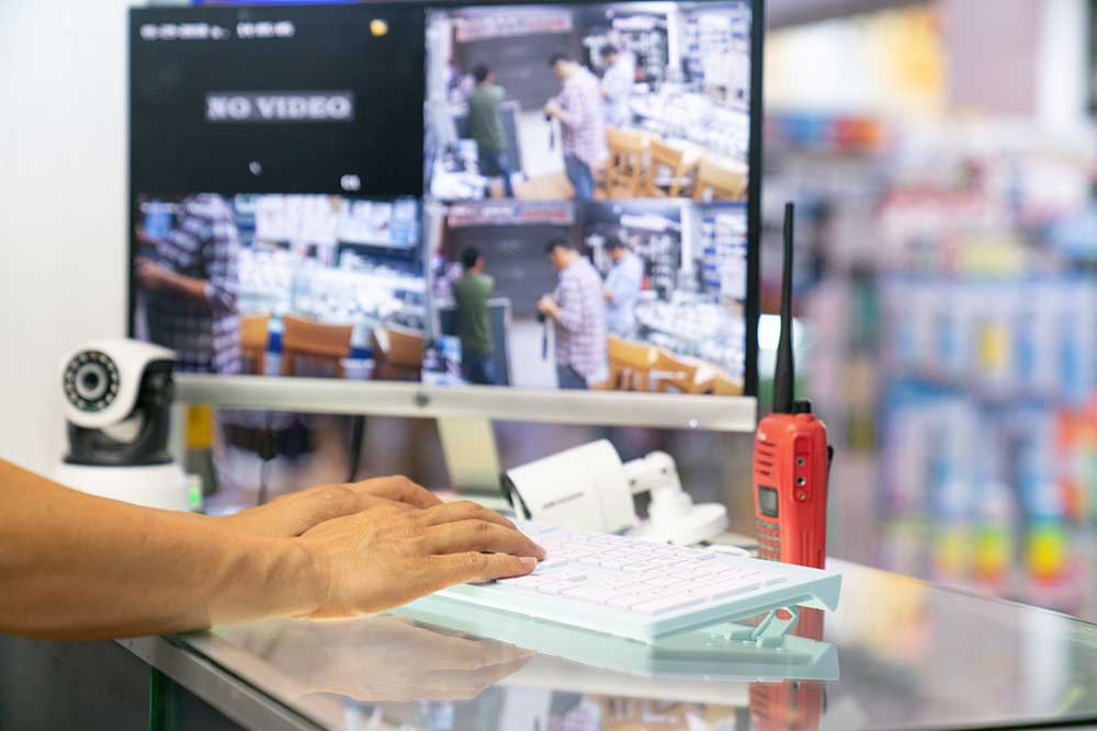 Hybrid Commercial Surveillance Solutions