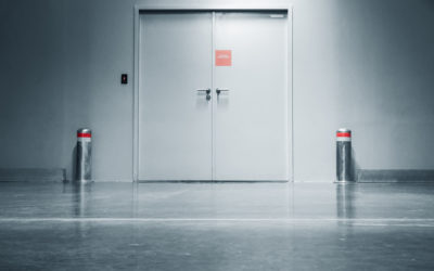 Four Ways Hollow Metal Door Frames Can Help Keep Your Business Secure